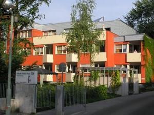 Wohnbereich 2 Bismarckallee